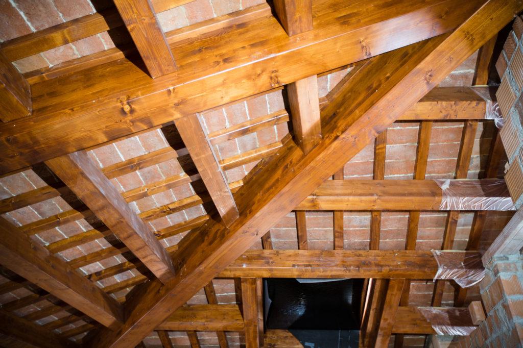 Un tetto in legno per la casa dei sogni legno smart for Lusso per la casa dei sogni